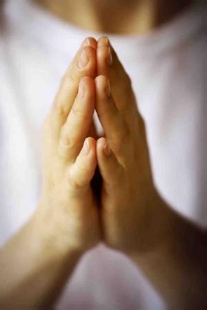 Orando de verdade