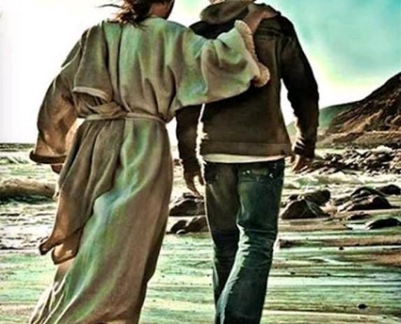 Jesus, presente em todas as horas