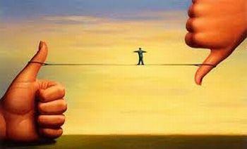 O pessimista e o otimista