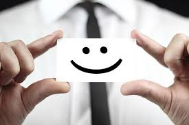 Voltando a sorrir
