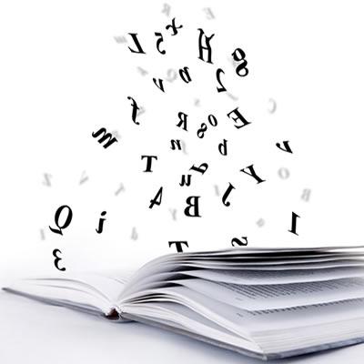 O mundo das palavras