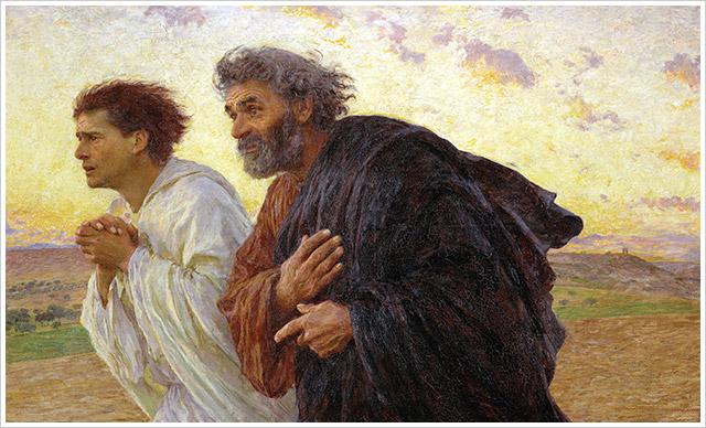 Pedro e João