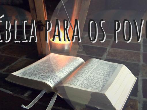 Bíblia para os Povos 2018