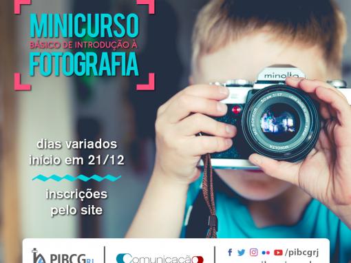 11 MiniCurso Basico de introdução a Fotografia 2018